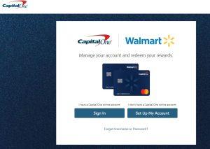 Walmart Credit card Login and Bill Payment