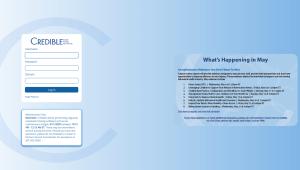Login to Credible Behavioral Health (www.crediblebh.com) Software