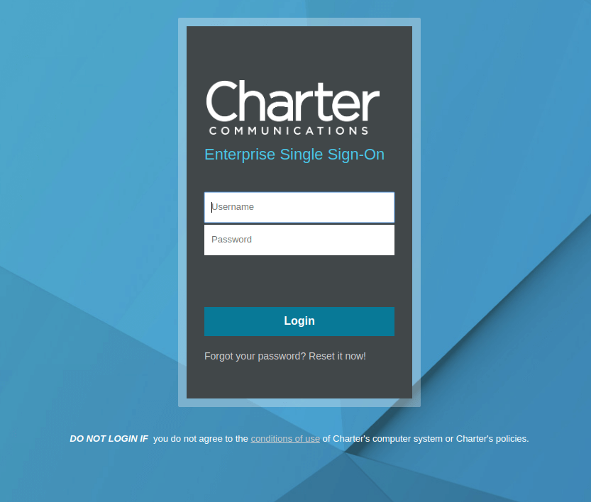 Panorama Charter Employee Login