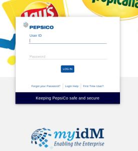 mypepsico login for employee portal