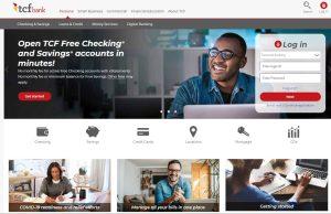 TCF Login to Online Banking, Credit card, Mobile banking