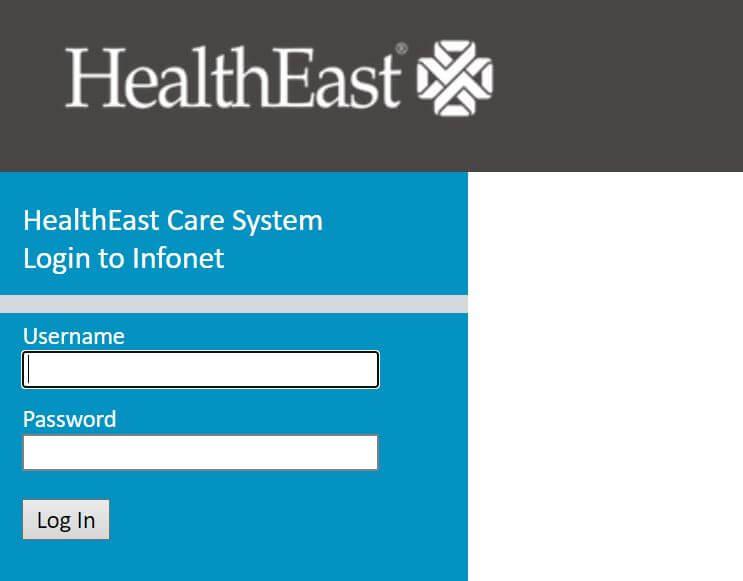 Healtheast Infonet Login