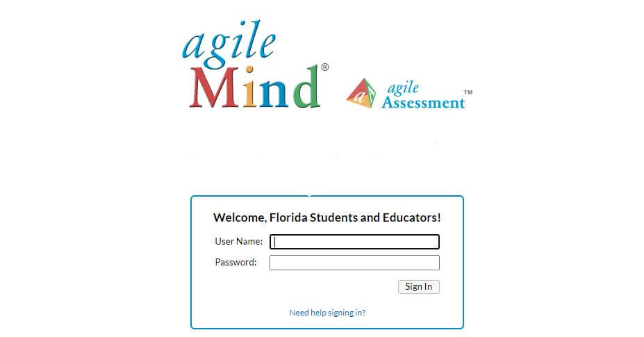 Hillsborough Agile Mind Login