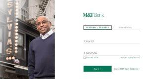 M&T Bank Login