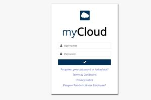 MyCloud Pearson Login