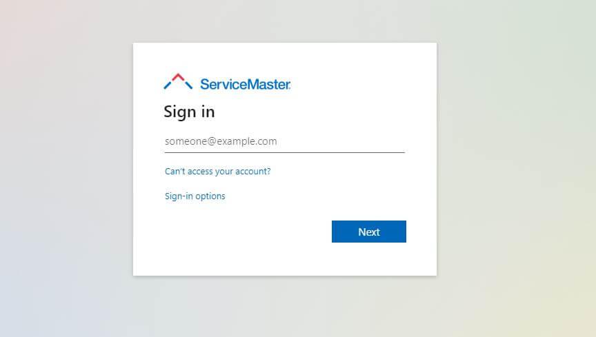 Myhr.com ServiceMaster Login