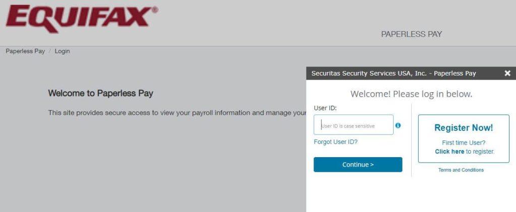 Securitas Epay Access