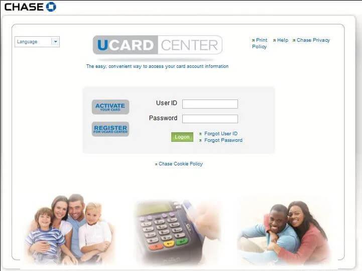 Ucard.chase.com Login