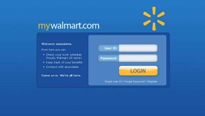 Walmart MyBenefits.com Login
