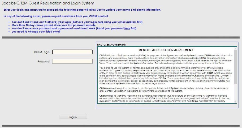 www.mail.ch2m.com Login